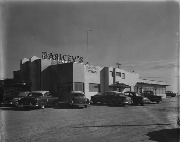 Baricev S Restaurant In Biloxi Mississippi Louisiana