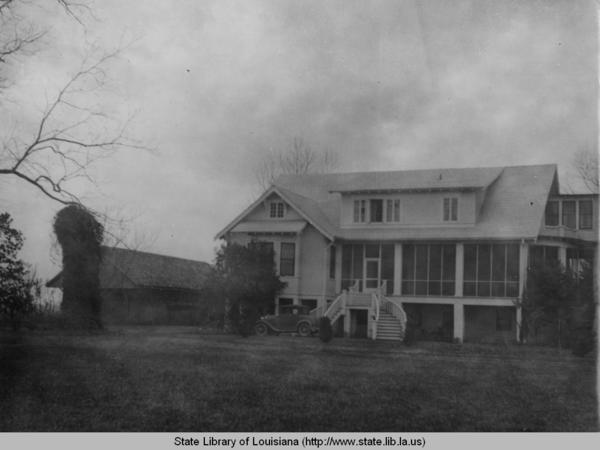 Fantastic Tyrone Plantation Near Alexandria Louisiana In The 1920S Home Interior And Landscaping Oversignezvosmurscom